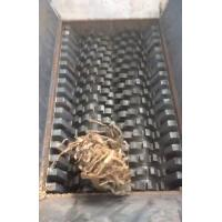 China Crop straw Shredder machine Double shaft Shredder machine with good feedback high capacity and low cost wholesale