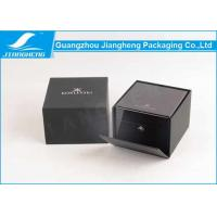 China Personalized Luxury Wooden Gift Box High Glossy Lacquer Wooden Watch Boxes on sale