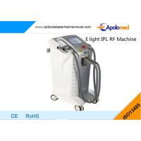 Acne removal IPL Vascular Treatment Multifunction Beauty Machine / RF Facial Wrinkle Machine