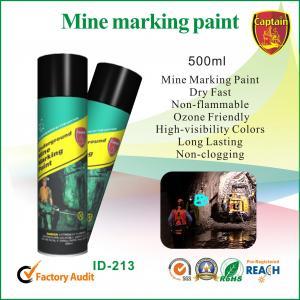 Buy cheap Peinture de jet à haute brillance d'inscription pour le bois, non inflammable/temps résistant from wholesalers