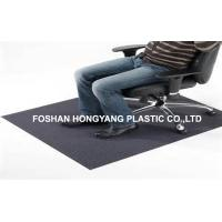Quality Scratch-resistant Hard Floor Protectors For Chairs Black Color for sale