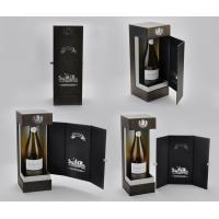 China Special Paper Wine Box, Opening on the Front to Present the Wine wholesale