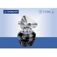 Buy cheap 2 Inch Welding 304 Pneumatic Tank Bottom Sanitary Diaphragm Valve with Plastic Actuator from wholesalers