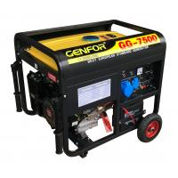 China Professional Gasoline Powered Generators 6.5KW Max Power GENFOR / OEM Brand wholesale