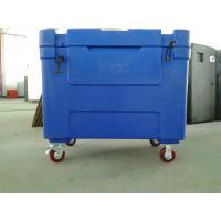 China 310Litre Heavy Duty Blue Dry Ice Storage Container wholesale