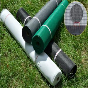 China Plain weaving fiberglass insect screen for windows wholesale