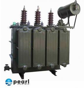 China 11kV - 1250 KVA Oil Immersed Transformer Energy Saving Low Loss Economic wholesale