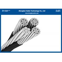 China Aluminum Conductor XLPE Insulated IEC Aerial Bundle Cable on sale