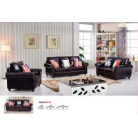 China 8001# modern genuine leather sofa for living room furniture and office furniture wholesale