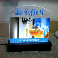 China High Transparent Advertising Acrylic Cosmetic Display Stand Custom Products on sale