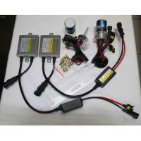 China Green / purple 12V Slim hid kit all in one hid xenon kit H1 / H3 / H4 for Auto Headlight on sale