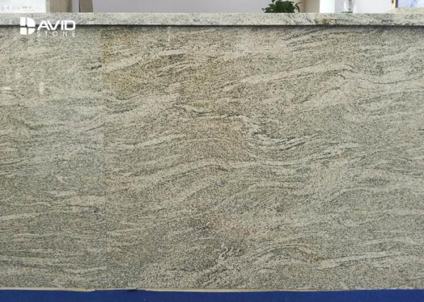 Quality Durable Polished Granite Countertop Slabs , Granite Stone Slabs 18/20mm Thick for sale