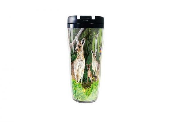 Quality 3D Lenticular Printing PP/PET Cup for sale