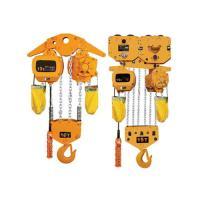 China High quality easy installation model electric chain hoist,Special design for limit space With Motorized Trolley wholesale