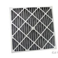 China Activated Carbon Panel Filter For Ventilation System Carboard Frame wholesale