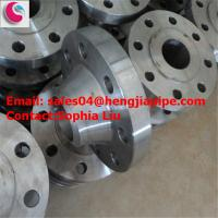 China forged weld neck flange SCH STD CLASS 150 wholesale