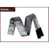 China EN 1492-1 4T Polyester Flat Webbing Sling Duplex Eye Eye Webbing Belt wholesale
