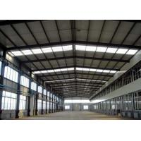China Metal  Construction Prefabricated Factory Buildings for  Warehouse  Light Steel Structure wholesale