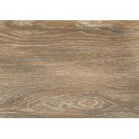 China Wood texture decorative film applicated in vinyl plank floor as printed layer on sale