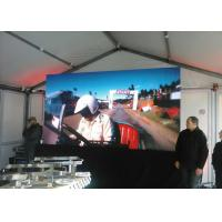 China Entertainment visual Stage LED Screen P3.91 4.81mm , SMD Indoor Full Color LED Display Rental wholesale