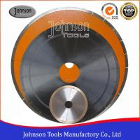 China Fast Cutting 100-350mm Diamond Ceramic Tile Saw Blades With J Slot wholesale