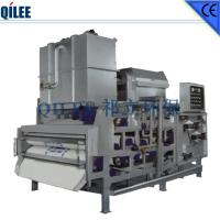 China Chemical Industry Sludge Filter Press SS304 Materials on sale