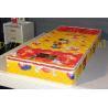 China Cartoon Newborn Baby Cot Bed Mattress , Waterproof Soft Baby Crib Mattress wholesale