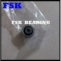 China Low Noice SG20-2RS U Groove Pulley Ball Bearings Track Roller Bearing 6 x 24 x 11mm wholesale