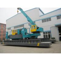 China Static Jack In Pile Machine For Precast Concrete Pile No Air Pollution wholesale