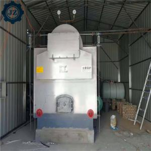 China 1000kg Biomass Steam Boiler, 1 Ton Wood Chip Water Tube Steam Boiler For Dry Cleaning Machine wholesale