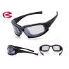 China Gafas protectoras balísticas tácticas militares a prueba de viento de las gafas UV400 del ANSI Z87.1 wholesale