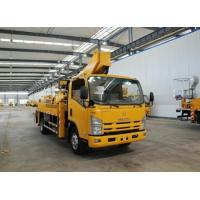 China 14.3m (work load 220kg) insulated boom aerial work platform, aerial platform, work platform wholesale
