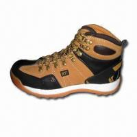 China Cement Safety Shoes with Steel Toe Cap wholesale