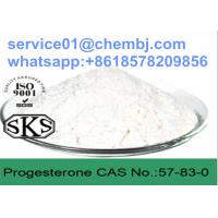 Female Hormones Progesterone CAS 57-83-0 for The Regulation of Ovulatione