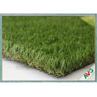China 8000 Dtex Decorative Outdoor Artificial Grass / Synthetic Grass With Latex Coating wholesale