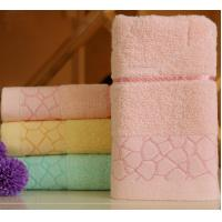 China High quality beautiful best Jacquard face towel on sale wholesale