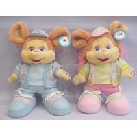 China Custom Plush Toy Filled with PP Cotton Couple Mouse Toy wholesale