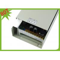 China AC / DC Single switching mode power supply 12V 30A 360W Low Weight For Fiber Transceivers wholesale