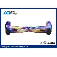 China Samsung Battery 6.5 Inch Hoverboard , Two Wheels Mini Smart Self Balancing Scooter wholesale