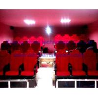 China 3D theater seat,4d motion seat, 4D simulator wholesale
