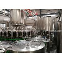 Buy cheap 3-In-1 Monoblock Juice Bottle Filling Machine For Juice Plant Equipment from wholesalers