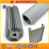 High Strength Aluminum Heatsink Extrusion Profiles For Led Lighting for sale