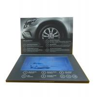 China Factory Supply Paper Crafts Invitation Card LCD Video Brochure For Advertising wholesale