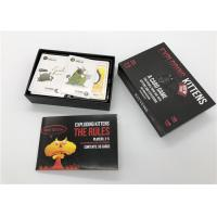 Small Sizes Exploding Kittens Expansion Pack 30 Minutes Or More Playing Time
