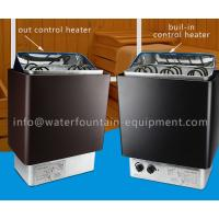 China Electric Sauna Heater Steam Room Equipment 4.5KW 60HZ With CON4 Controller wholesale