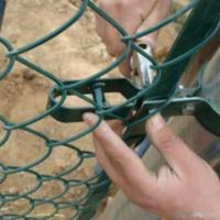 Power Coated  Chain Link Fence