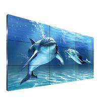 China DID Seamless Narrow Bezel LCD Video Wall 3.5mm 100 - 240V Power Supply For Public wholesale