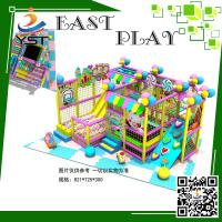 China Hot design children indoor playhouse for sale on sale
