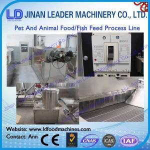 China Twin Screw Animal  Pet Food Machine wholesale