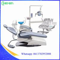 China Beautiful Top-Mounted Dental Equipment Units Dental Chair CE and FDA Approved hot selling dental chair price on sale